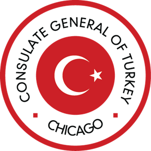 Consulate General of Turkey - Chicago Logo Vector