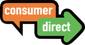 Consumer Direct Logo Vector