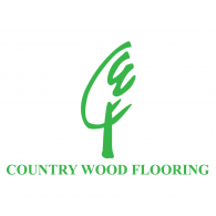 Contry Wood Flooring Logo Vector