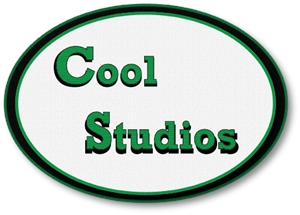 Cool Studios Education Logo Vector