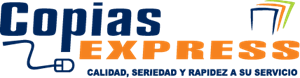 copias express Logo Vector