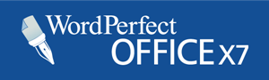 Corel Word Perfect Office X7 Logo Vector