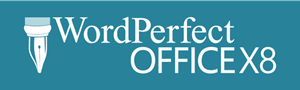Corel Word Perfect Office X8 Logo Vector