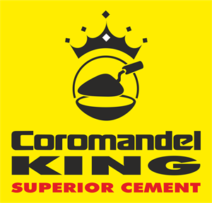 Coromandel King Cement Logo Vector