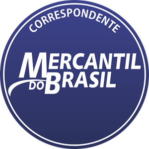 Correspondente Mercantil do Brasil Logo Vector