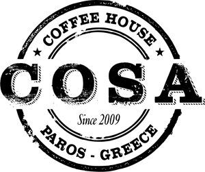 cosa cafe Logo Vector