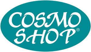 Cosmo Shop Logo Vector