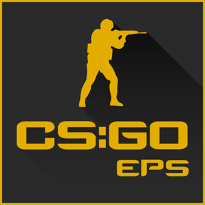 Counter-strike Global Offensive Logo Vector ( EPS) Free Download
