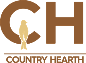 Country Hearth Inn & Suites Logo Vector