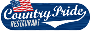 Country Pride Restaurant Logo Vector