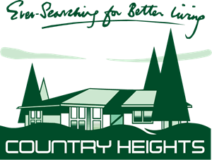 country heights Logo Vector