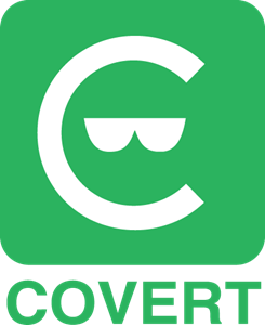 Covert Logo Vector