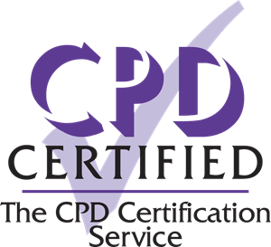 CPD Certified Logo Vector