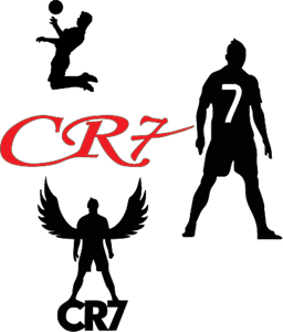CR7 Logo Vector