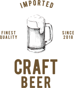 Craft beer Logo Vector