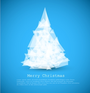 creative christmas Logo Vector