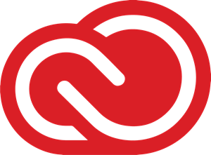 Creative Cloud CC Logo Vector