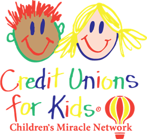 Credit Unions for Kids Logo Vector