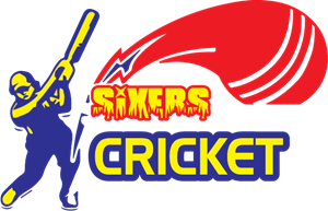 Cricket sixers Logo Vector