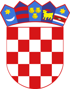 Croatia Coat Of Arms Logo Vector