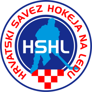 Croatian Ice Hockey Federation Logo Vector