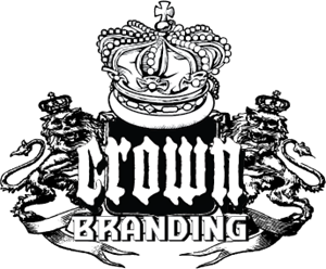 Crown Branding Logo Vector