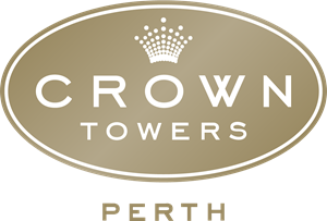 Crown Towers Perth Logo Vector