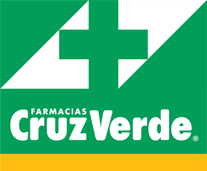 Cruz Verde Logo Vector