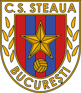 CS Steaua Bucuresti 60's - early 70's Logo Vector