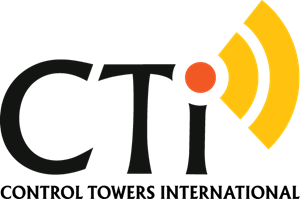 CTi Control Towers International Logo Vector