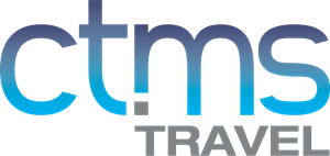 ctms Travel Logo Vector