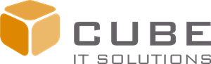 cube IT solutions Logo Vector