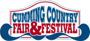 Cummings County Fair & Festival Logo Vector
