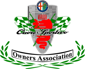 Cuore Sportivo Owners Logo Vector