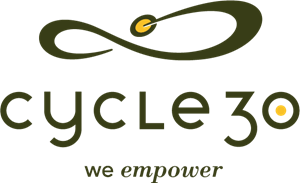 cycle 30 Logo Vector