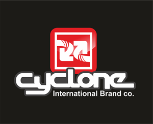 Cyclone International Brand co. Logo Vector