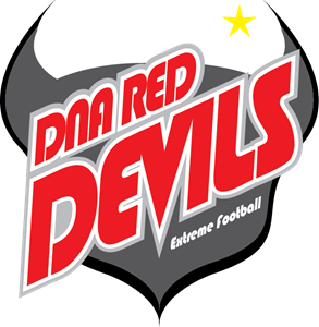 DNA Red Devils - 2 Logo Vector