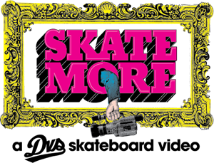 DVS Skate More Logo Vector