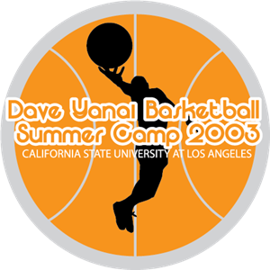 DY Basketball Logo Vector