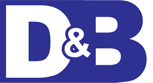 D&B FINING Logo Vector