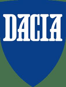 dacia logo vectors free download