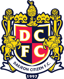 Daejeon Citizen FC Logo Vector