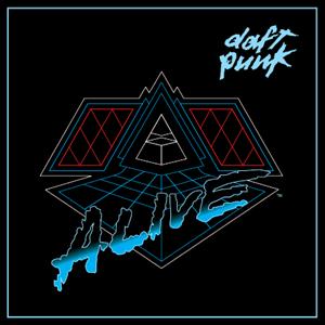 Daft Punk Alive 2007 Logo Vector Ai Free Download