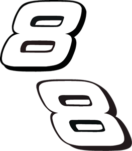 Dale Earnhardt Jr. Logo Vector