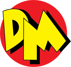 Danger Mouse Logo Vector