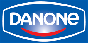 Image result for logo danone png
