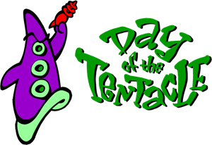 Day Of The Tentacle Logo Vector