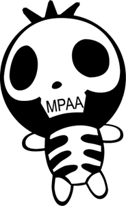 Death to the MPAA! Logo Vector