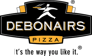 Debonairs Pizza Logo Vector