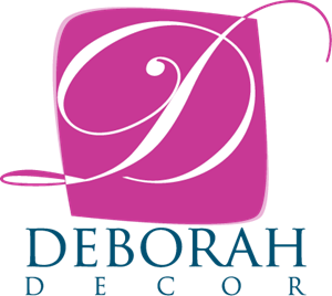 Deborah Decor Logo Vector